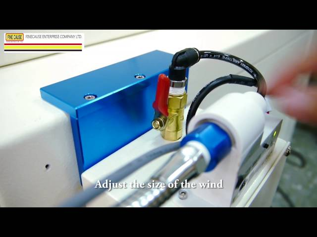 Photoelectric Induction Automatic Blower (magnetic absorption)