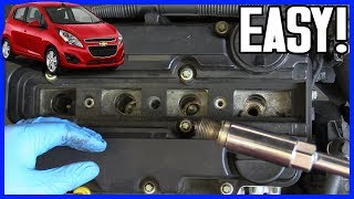 Spark Plug Replacement - Chevrolet Sonic 1.4L