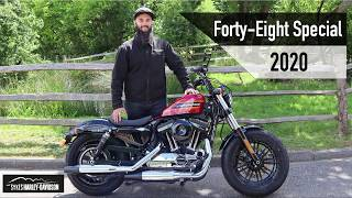 Walkthrough Talkthrough | 2020 Harley-Davidson Forty-Eight Special