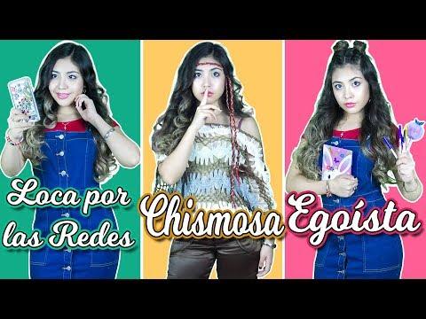 TIPOS DE ALUMNAS! | PEDINCHE | FLOJA | BURRA | ETC | MILEYKA NICOLE
