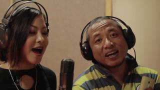 """Video thumbnail of """"Dan Hill  - Sometimes When We Touch  -Cover by Adama & Sangtei Renza"""""""
