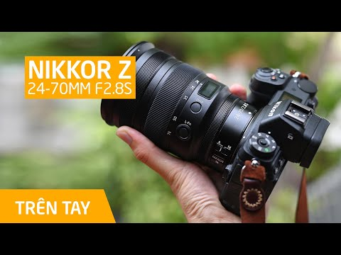 Nikon DSLR vs Mirrorless - 24-70mm f2 8 - Image Quality