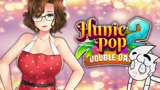 A LITTLE OFF THE TOP | Huniepop 2 - PART 5