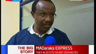 NDII: For SGR project to pay its debts, it needs to run more than 50 trains a day-impossible
