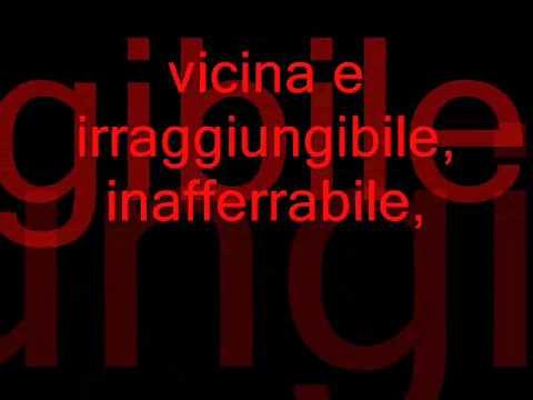 Amici mai Antonello Veditti con testo