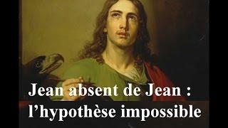 Jean absent de Jean : l