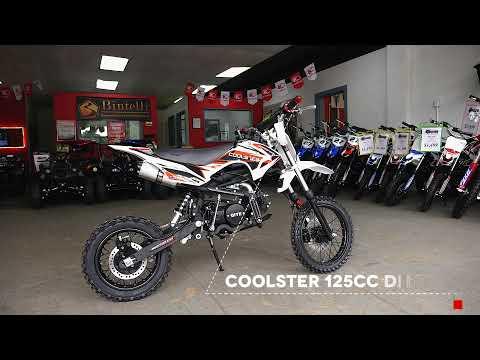 2021 Coolster XR-125 Manual in Virginia Beach, Virginia - Video 1