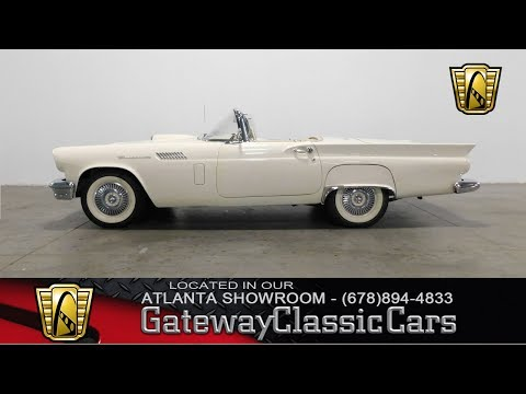 Video of '57 Thunderbird - L77Y