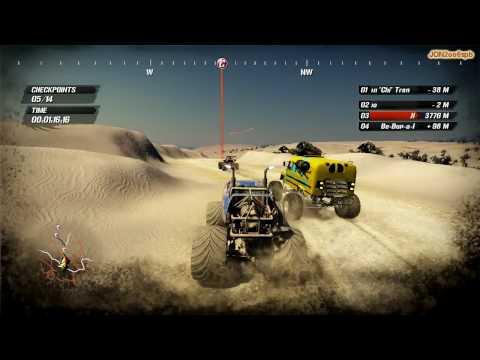 Видео № 2 из игры Fuel [PS3]