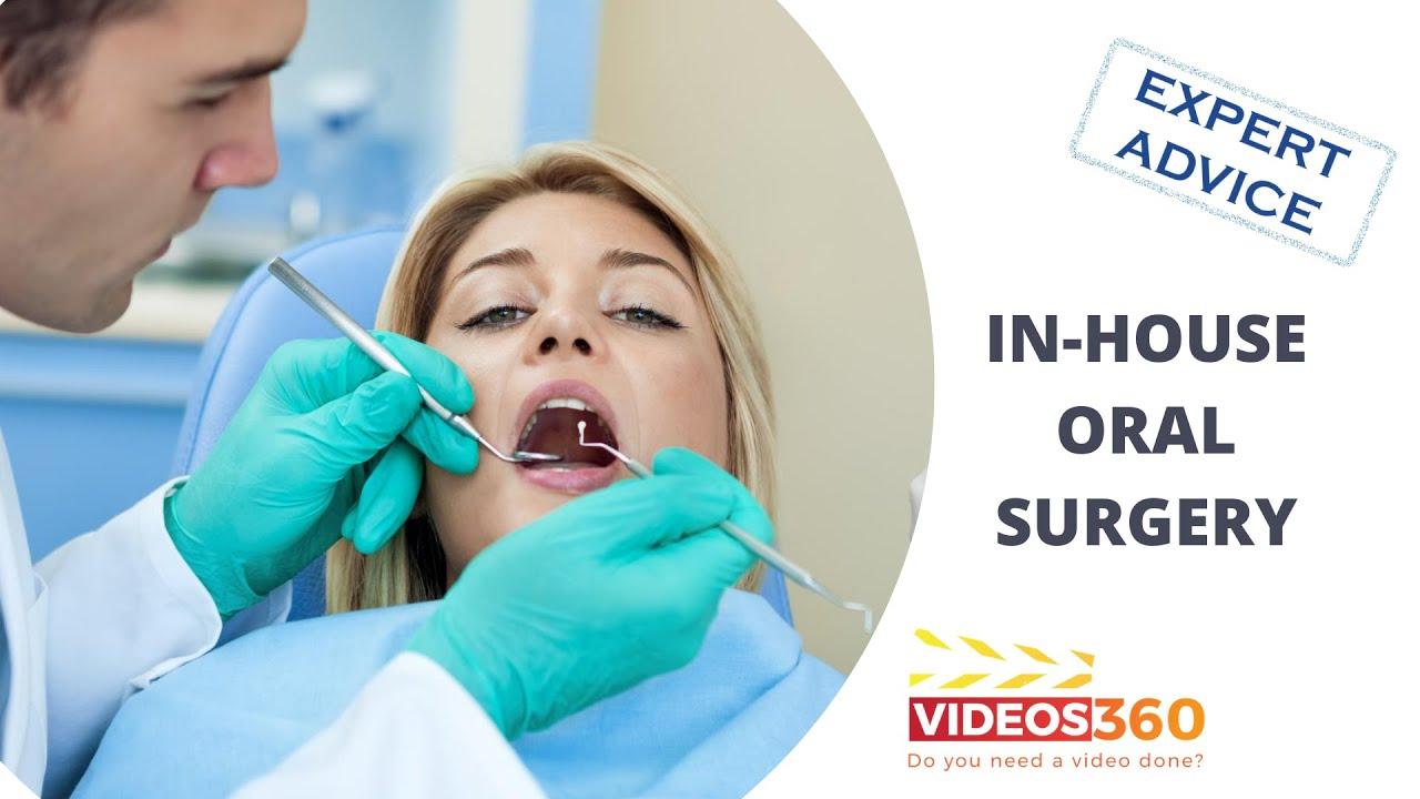 In-house oral Surgery by Dr. Jason Ingber