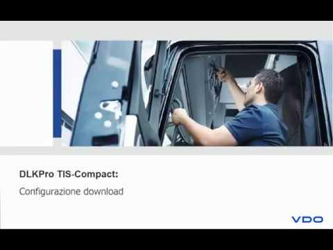 VDO DLK Pro Downloadkey e TIS-Compact | Configurazione