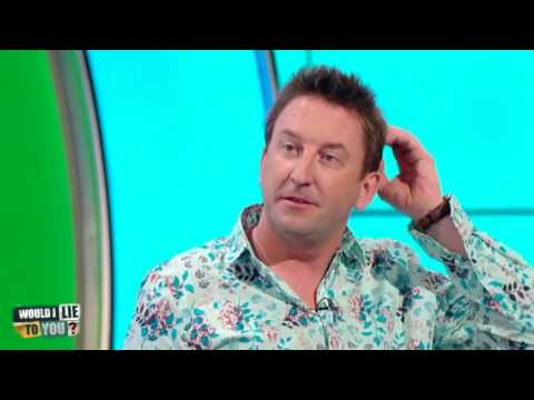 Lee Mack pohořel v zeměpisu - Would I Lie to You?