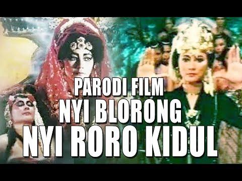 kwcomedy    parodi film nyi blorong putri nyi roro kidul   film horor suzanna
