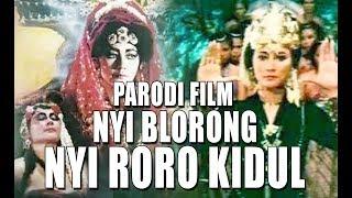 #KWCOMEDY -  PARODI FILM NYI BLORONG PUTRI NYI RORO KIDUL , FILM HOROR SUZANNA