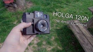 Holga 120N Review (The Art Camera)