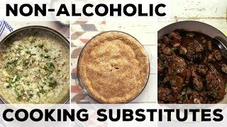 3 Non-Alcoholic Cooking Substitutes | Food Network