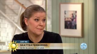 Påskpengar Till Peter Jihde Eller? - Nyhetsmorgon (TV4)