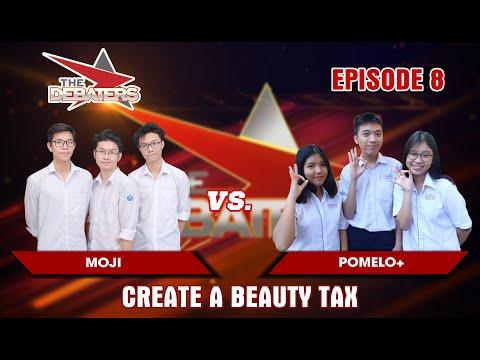 The Debaters Tập 8 | Có nên đánh thuế sắc đẹp? | MOJI vs Pomelo+