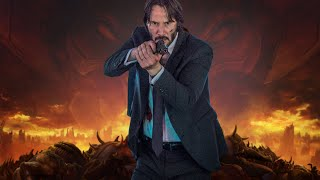 John Wick | The Only Thing They Fear is You