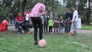 preview picture of video 'Frýdek-Místek: Pohádková první pomoc (8.9.2012)'