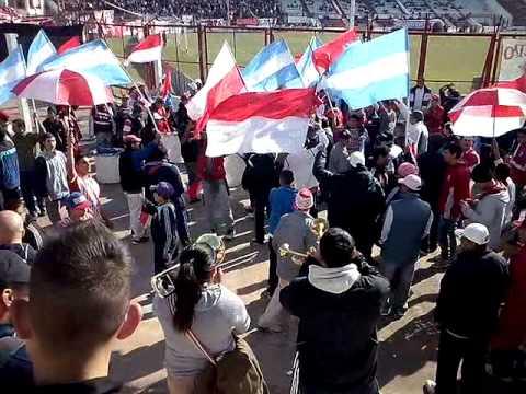 """""""Los Andes 1-0 Atletico Tucuman. No se compara a todas las hinchadas"""" Barra: La Banda Descontrolada • Club: Los Andes"""