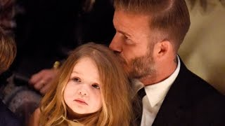 7 Reasons David Beckham And Harper Are The Cutest Daddy-Daughter Duo