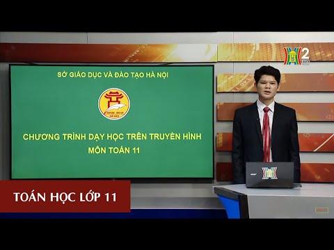 Môn Toán học- Lớp 11|Giới hạn của hàm số (tiết 1) | 17H10 NGÀY 30.03.2020 | HANOITV