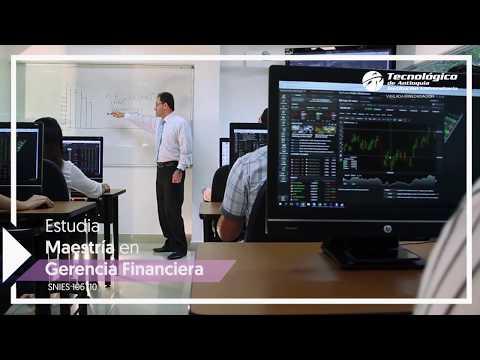 Maestría en Gerencia Financiera