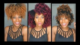 AWS #9 | Outre Big Beautiful Hair 3c, 4a & 4c !