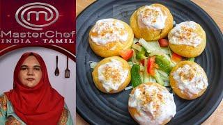 Masterchef tamil recipe / Choux Pastry/ Immunity pin winning recipe /MasterChef Tamil Nauseen recipe