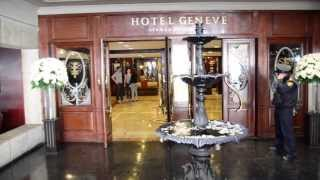 preview picture of video 'Hotel Geneve Mexico City'