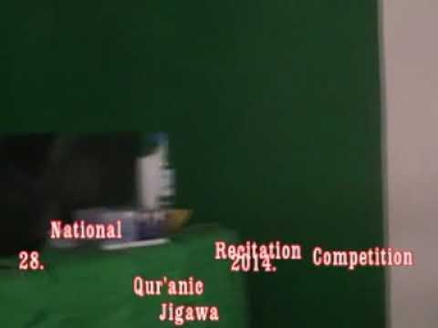 2014 Nigerian Musabaka: Kogi State 60 Hizb Female Participant