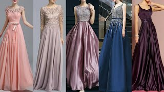 Latest And Trending Long Evening Dresses For Ladies #2020