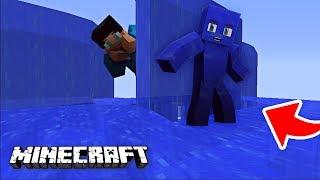 WATER TROLL VE WATER BLUDIŠTI! - Schovka v Minecraftu | MaTTem vs. Dejzr