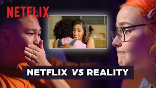 Teens React To Coming Out Scenes | Netflix VS Reality