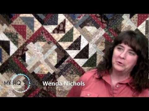 My HQ Story 2011 - Wenda Nichols
