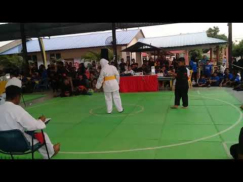 01 GANGSA Dini Putra Kelas F Muhd Fikrie FMS vs Alif Haziq GHB Kg  Salak Tinggi