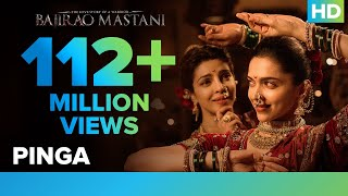 Pinga - Song Video - Bajirao Mastani