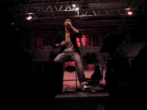 David Homyk - Creepin (Live with Constantine Maroulis)