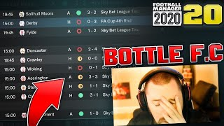 THE SEASON IS FALLING APART! [Season 6] Ep. 20 - Football Manager 2020