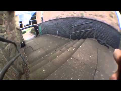 Skate EDIT of Chesterfield and bakewell 2015