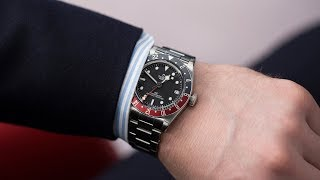 First Take: The Tudor Black Bay GMT