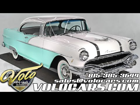 1956 Pontiac Chieftain (CC-1355283) for sale in Volo, Illinois