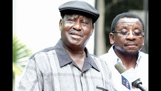 Senator James Orengo links Raila Odinga's reign to President Robert Mugabe's coup