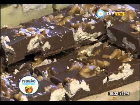 Chocolate artesanal en Areco