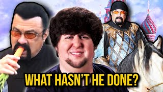 Steven Seagal: Certified Tough Guy - JonTron