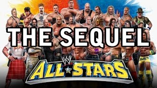 WWE All Stars Sequel was supposed to happen: Details & Cut Features