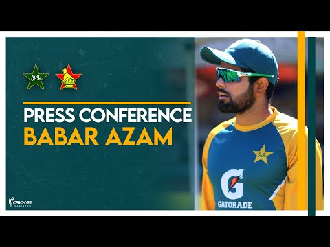 Babar Azam announces 13-man squad for second Zimbabwe Test