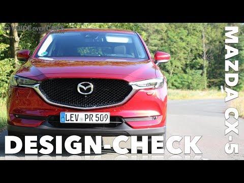 2019 Mazda CX-5 Design Abmessungen Felgen Breite Höhe Länge Walkaround Voice over Cars