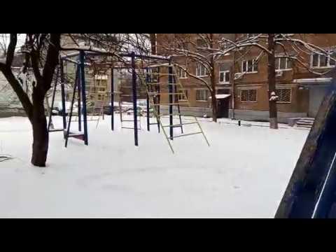 Снег в Ростов-на-Дону/Нас засыпало!!!